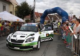 When Jan Kopecky won Sibiu Rally…