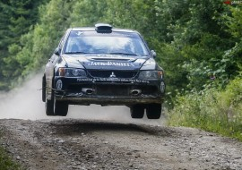 When Jarkko Miettinen won Sibiu Rally…
