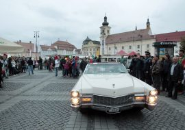Entries are open for Sibiu Rally Challenge 2016