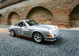 Sibiu Rally Challenge a fost inclus în calendarele FIVA și Retromobil Club România