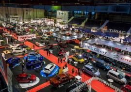 Lansare Salonul Auto Bucuresti & Accesorii 2016, 20 – 30 Octombrie, Romaero Baneasa