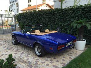 Fiat 124 Spider 1980