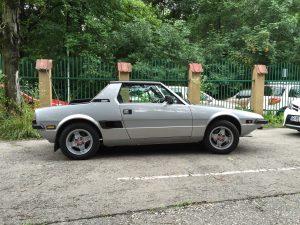 Fiat Bertone 1982