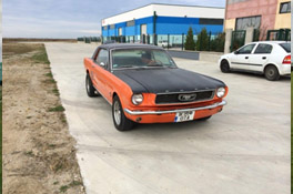 Ford Mustang 1966 - 1600 Euro