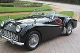 Triumph TR3 - 1600 Euro