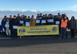 Automobil Clubul Român implementează programul de dezvoltare al motorsportului din Romania in parteneriat cu Federatia Internationala a Automobilului (FIA)