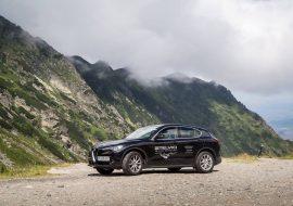 Alfa Romeo, partener tehnic al Sibiu Rally Challenge 2017