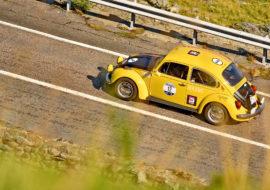 Ionuț Cășuneanu și Andrea Giacoppo sunt câștigătorii Sibiu Rally Romania 2018 în competiția de regularitate