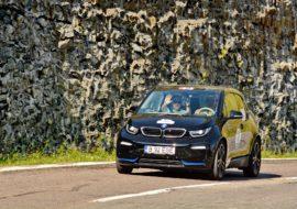 "Trei zile ""electrice"" la Sibiu Rally Romania"