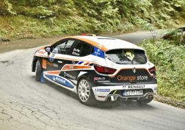Alexandru Barbu a câștigat categoria Speed Challenge la Sibiu Rally Romania